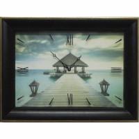 Часы картины Династия 04-046-02 Пирс