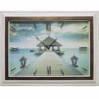Часы картины Династия 04-046-11 Пирс