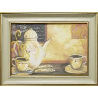 Часы картины Династия 05-003-03 За чашечкой кофе
