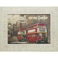 Часы картины Династия 05-008-04 Экскурсия по Лондону