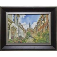 Часы картины Династия 05-012-10 Голландия