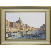 Картина для дома Династия 05-016-03 Гранд-канал Венеции