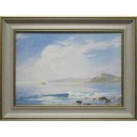 Часы картины Династия 05-017-03 Морские просторы