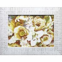 Часы картины Династия 05-043-04 Букет цветов