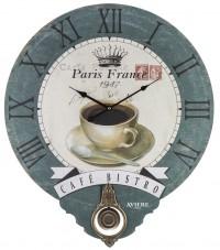 Настенные часы с маятником Aviere 25626
