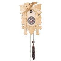 Механические настенные часы с кукушкой Trenkle 619 Natur