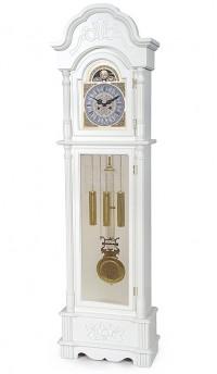 Механические напольные часы Columbus CL-9222 White/Gold