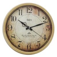 Настенные часы B&S YN 308