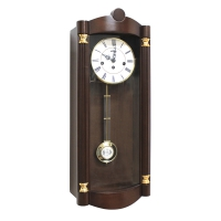 Настенные механические часы SARS 8528-341 Dark Walnut