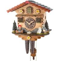 Настенные механические часы с кукушкой Trenkle 1514
