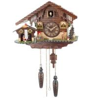 Кварцевые настенные часы с кукушкой Trenkle 415 Q